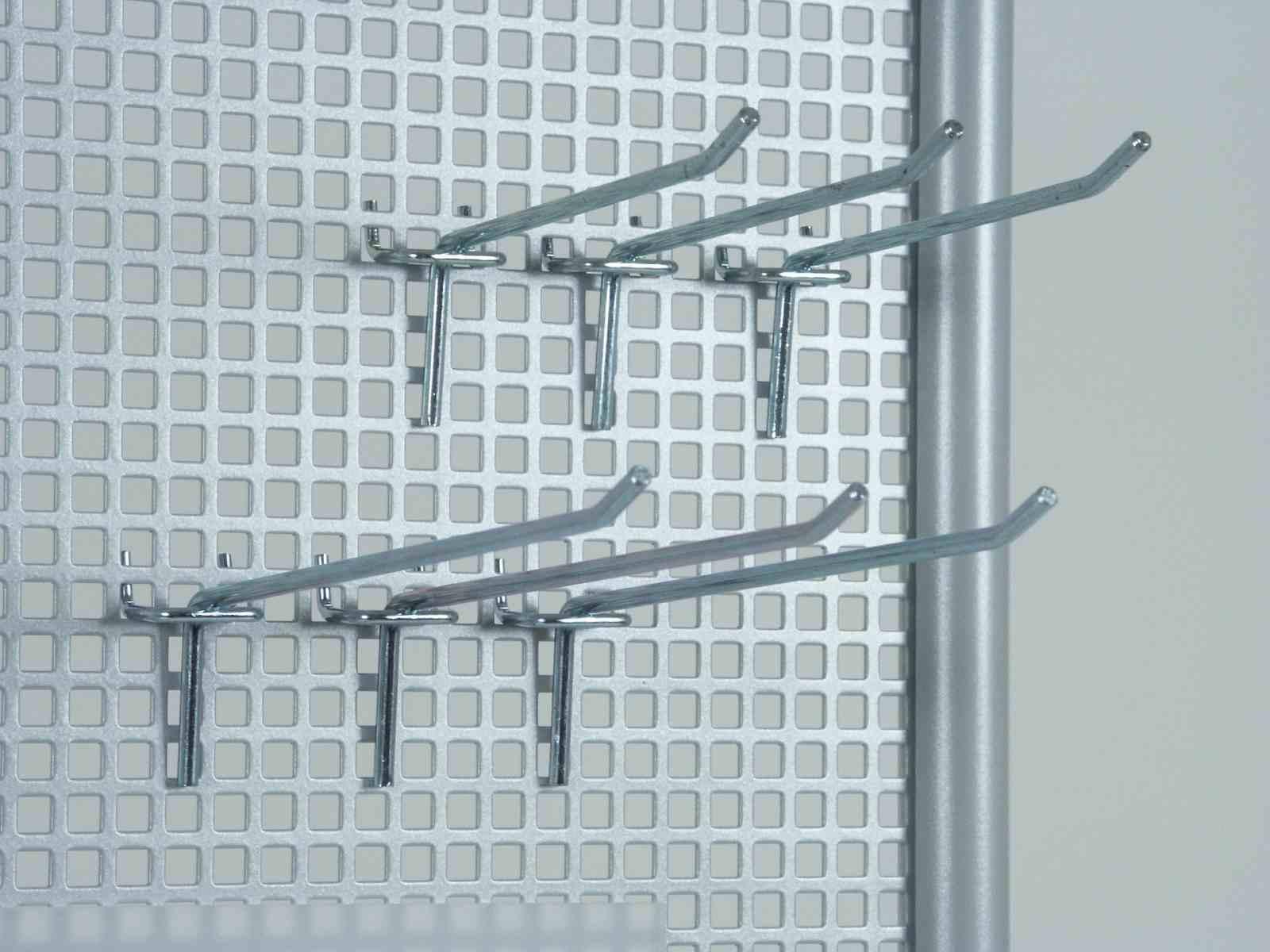 13265 einfachhaken f r gitterwand deko design klein for Deko design shop