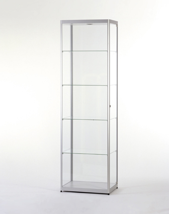2315542 vitrine 600 x 400 esg glas deko design klein ladenausstattung. Black Bedroom Furniture Sets. Home Design Ideas